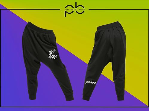 Hip Hop Pants - Print (J)