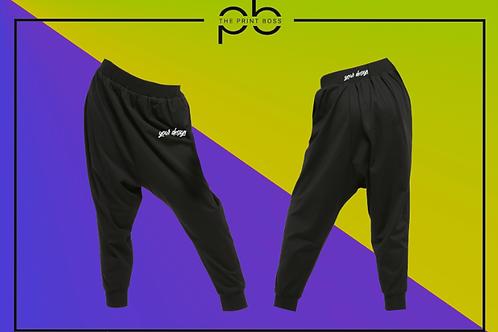 Hip Hop Pants - Print (C)