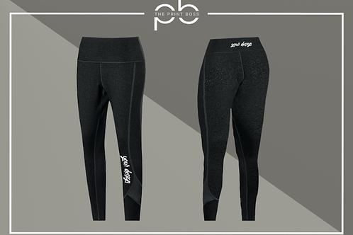 Fitness Leggings - Print (L)