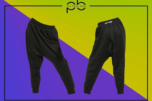 Hip Hop Pants - Print (B)