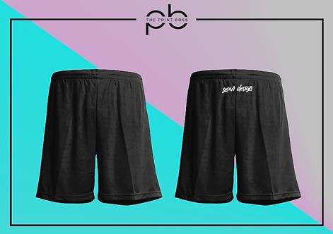 Hip Hop Shorts - Print (B)
