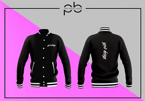 Varsity Jacket - Print (F)