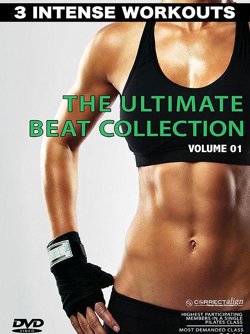 Beat Pilates™ Ultimate Vol 01 DVD (3 workouts)