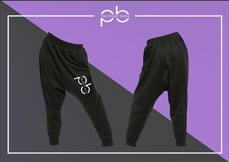 Hip Hop Pants - Print C