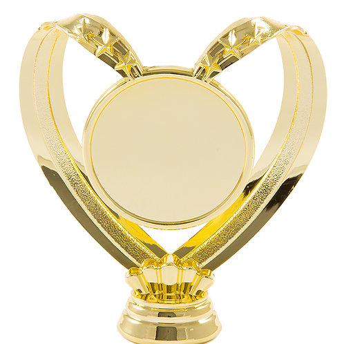 Title Medal 2 With Logo Gold