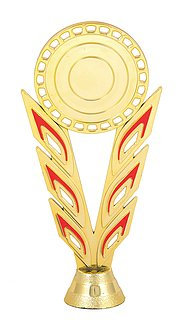 Red 2 - Championship Trophy