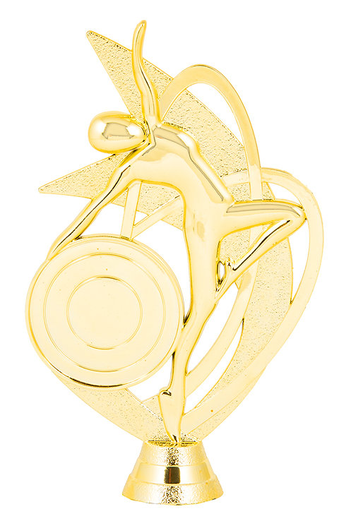 Dance With Logo (Gold)