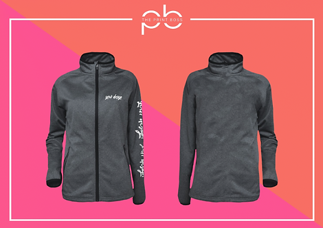 Fitness Jacket - Print (M)