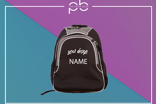 Backpack 1 - Print (B)