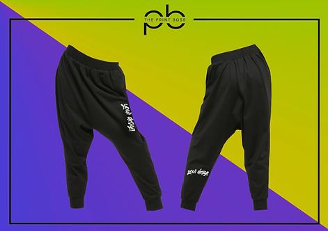 Hip Hop Pants - Print (G)