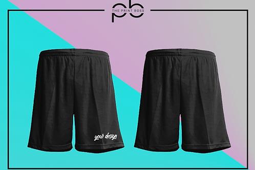 Hip Hop Shorts - Print (A)