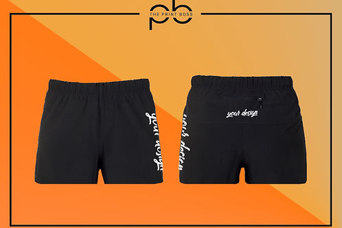 Flexi Shorts  - Print (E)