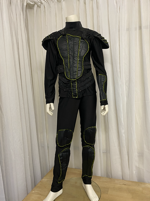 Green Hunger Games Costume