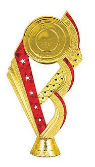 Red 1 - Title Trophy