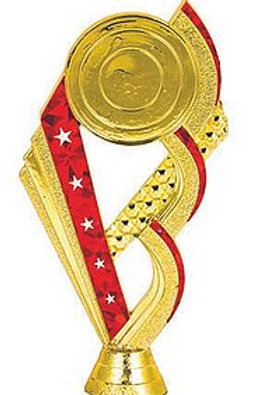 Red 1 - Tube Trophy