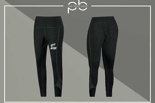 Fitness Leggings - Print (H)
