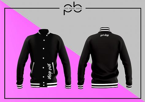 Varsity Jacket - Print (G)