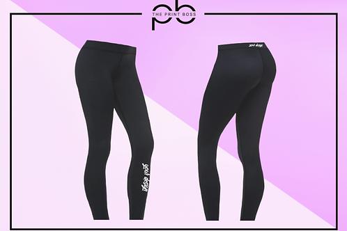 Essential Leggings - Print (L)