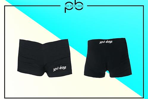 Cotton Hot Shorts - Print (C)