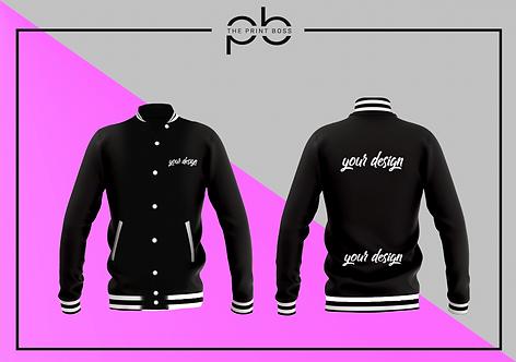 Varsity Jacket - Print (K)