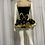 Thumbnail: Black and Gold Detailed Leotard