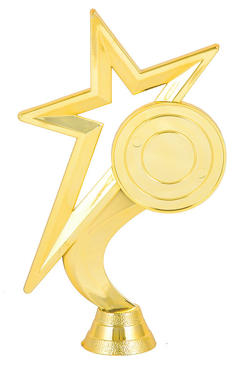 Star With Logo - Base Trophy