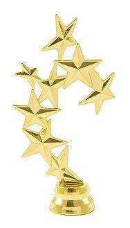 Multi Stars - Title Trophy