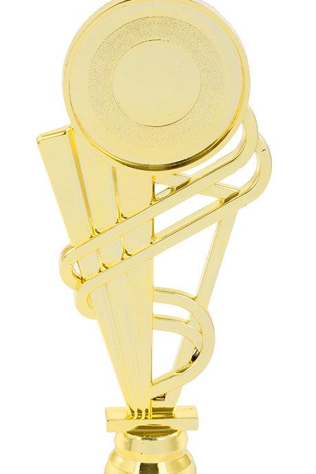 Award 4 With Logo - Base Trophy