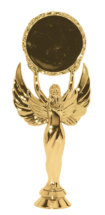 Female With Logo - Base Trophy