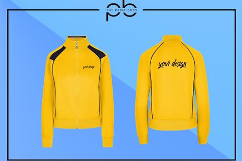 Contrast Jacket - Print (C)
