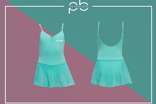 Camisole Dress - Print (A)