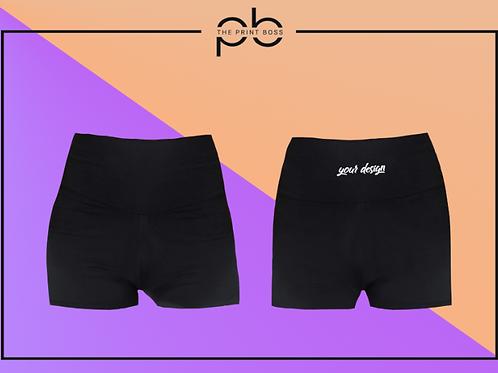 Tactel H/W Shorts - Print (B)