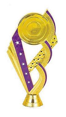 Purple 1 - Title Trophy
