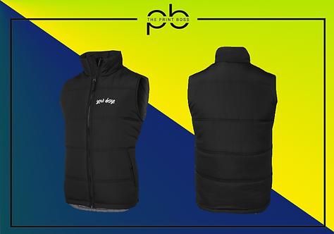 Puffer Vest - Print (A)