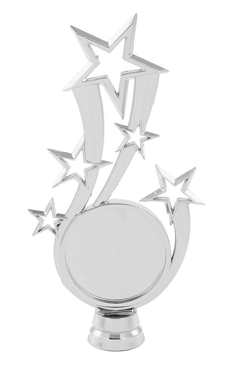 Shooting Star (Silver)