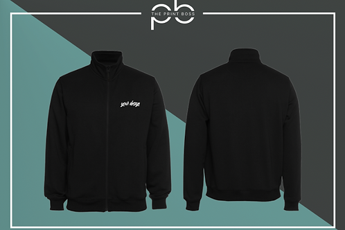 Zip Up Jacket - Print (A)