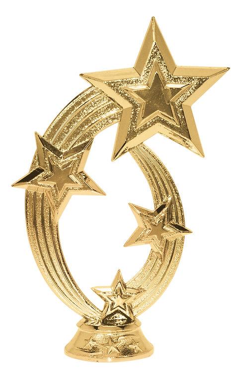 Shooting Star Gold