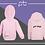 Thumbnail: Babies Zip Hoodie - (D)
