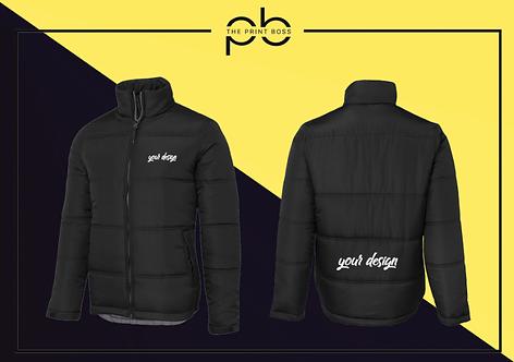 Puffer Jacket - Print (H)