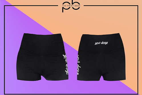 Tactel H/W Shorts - Print (E)
