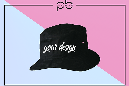 Bucket Hat -Print (B)