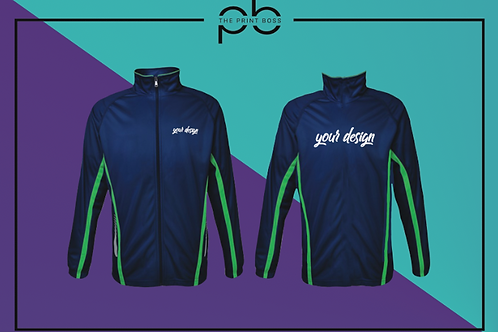 Elite Jacket - Print (C)