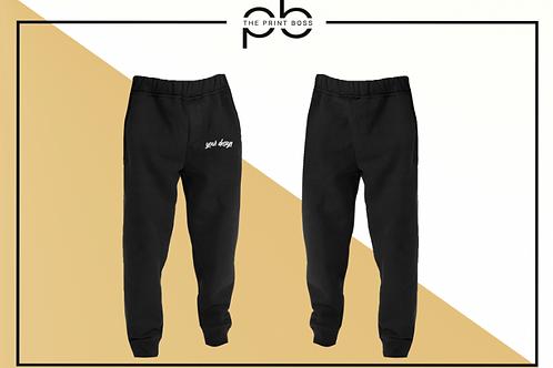 Kids Track Pants - Print (A)