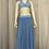 Thumbnail: Blue 2 Piece Costume