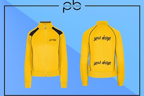 Contrast Jacket - Print (K)