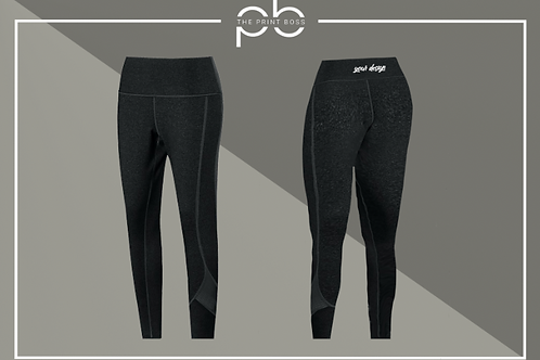 Fitness Leggings - Print (B)