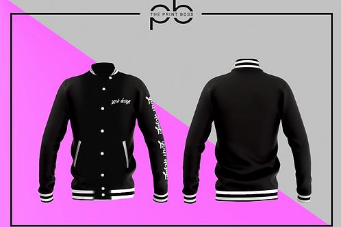 Varsity Jacket - Print (M)