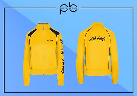 Contrast Jacket - Print (O)
