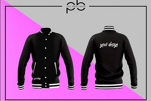 Varsity Jacket - Print (D)