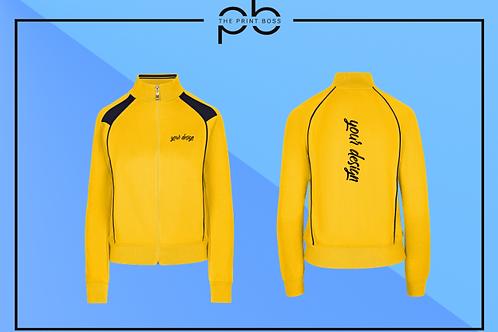 Contrast Jacket - Print (F)